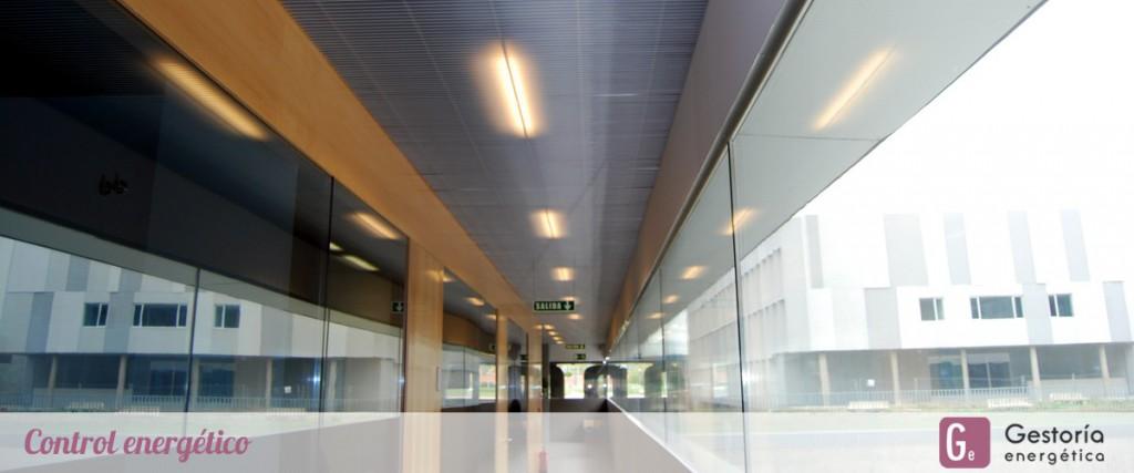 energía en edificios